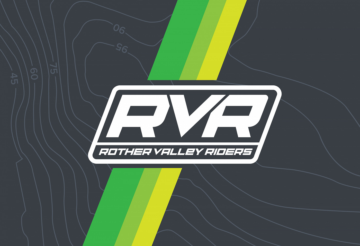 Rother Valley Riders Brand Design